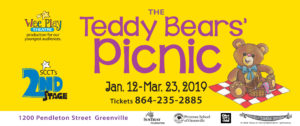 Teddy Bears' Picnic: A Play With Me Play