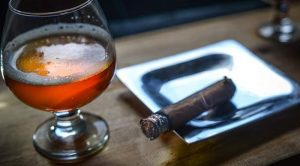 Cigars & Business Cards First Anniversary Celebration