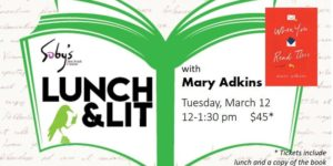 Lunch & Lit with Mary Adkins