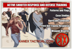 Active Shooter Response and Defense Training