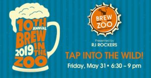 Brew in the Zoo presented by RJ Rockers
