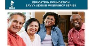 Savvy Senior Workshop