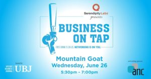 Business on Tap at Mountain Goat