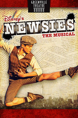 Disney's NEWSIES! The Broadway Musical