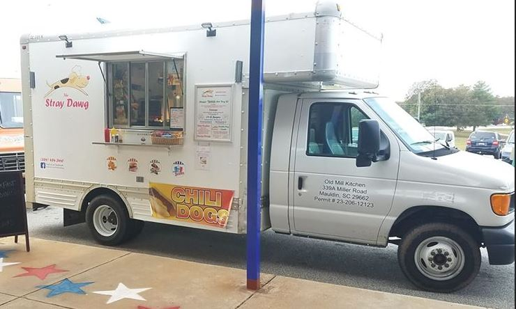 The Stray Dawg Food Truck