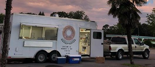 The Donut Wagon