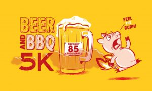 Beer and BBQ 5K