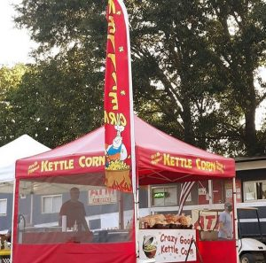 Crazy Good Kettle Corn