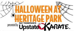 Halloween at Heritage Park