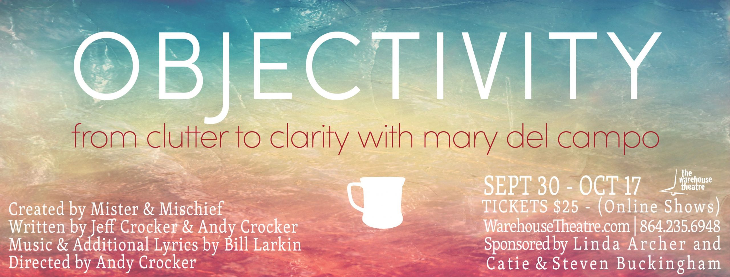 Objectivity - From Clutter to Clarity with Mary Del Campo