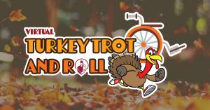 Turkey Trot and Roll