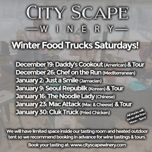 Food Truck Saturdays