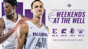 Furman Men's Basketball