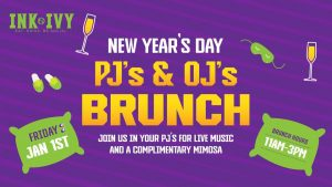 PJs & OJ Brunch