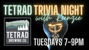 Tetrad Trivia Night