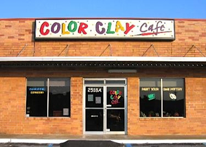 Color Clay Cafe